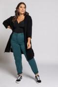 Jeans Mona, Colordenim, Ziernähte, gerade Passform