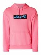 Levi's®  Oversized Hoodie mit Logo-Print - Pink