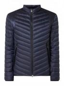 Bogner  Daunenjacke mit Reißverschlusstaschen  - Marineblau