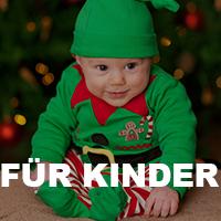 Geschenke für Kinder zu Weihnachten