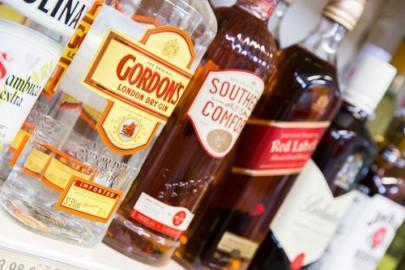 Gin, Schnaps und Whisky im Getränkeshop Hilden