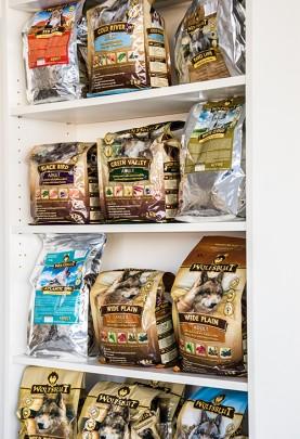 Sams Futterparadies Nahrungsmittel und mehr