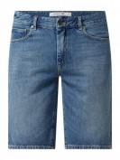 Lacoste  Slim Fit Jeansshorts aus Baumwolle - Jeans