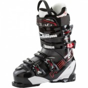 HEAD Herren Skistiefel SKIBOOT NEXT EDGE 80X HF BLACK RE