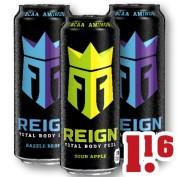 Reign Mix