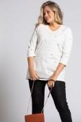 Shirt, Streifen/Muster, Classic, 3/4-Arm, Biobaumwolle