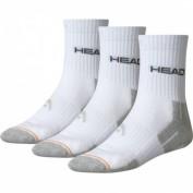 HEAD Herren Bermuda-Shorts SOCKS TENNIS 3P PERFORMANCE