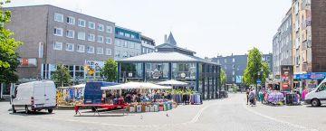 Einkaufen in Remscheid: Der Marktplatz