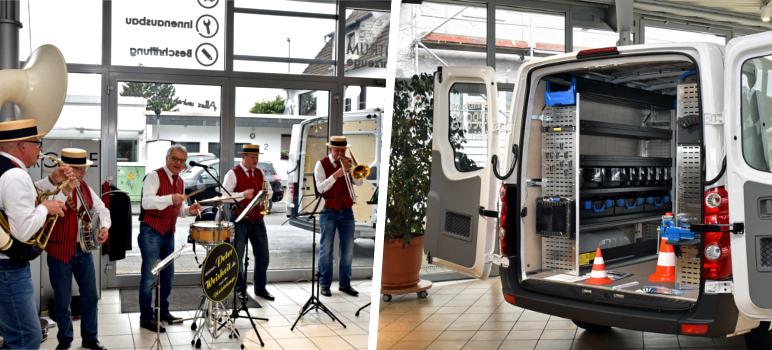 Autohaus von Keitz Solingen: Maßanfertigungen für Gewerbetreibende