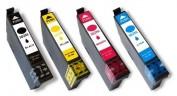 deltalabs Tintenpatronen Komplettset für Epson Expression Home XP-5105