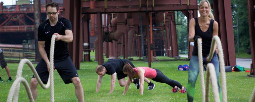 Fitness Hilden: CoreFit bietet Speck-Weg-Aktion