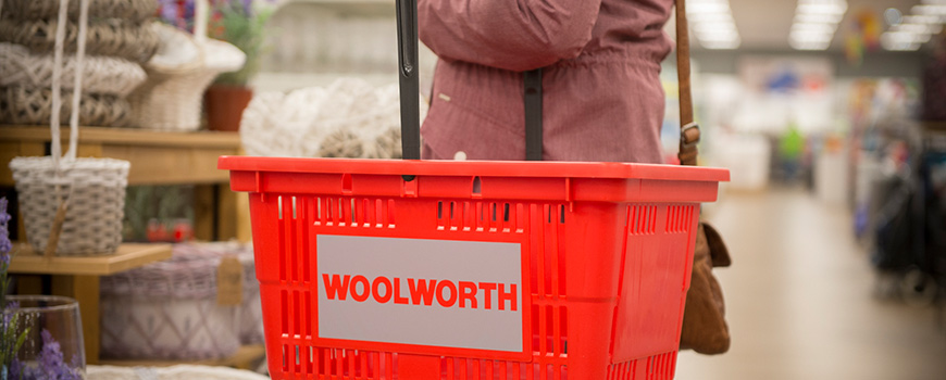 Woolworth Hilden sucht Mitarbeiter