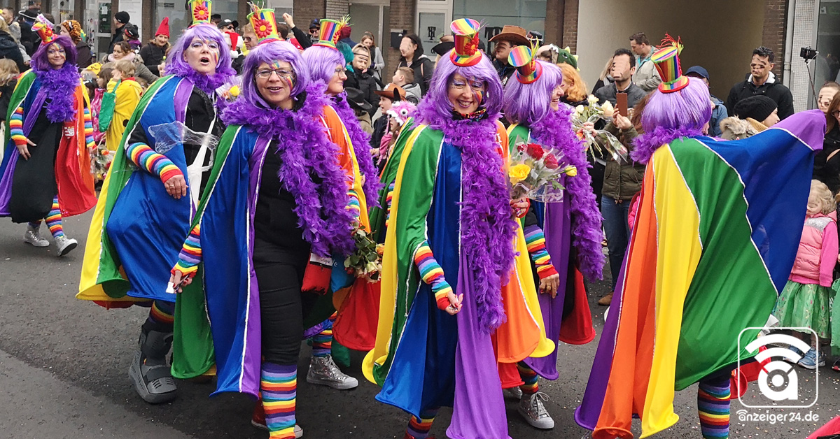 Langenfeld-Karnevalsumzug