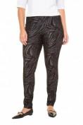 Jeans Sienna, Zebra-Design, schmale Form, selection