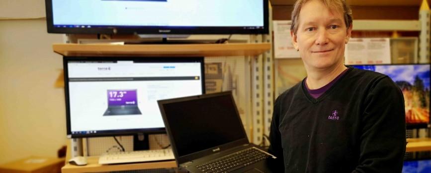 ComputerStore Hilden ist Terra Value Partner