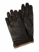 eem-fashion  Handschuhe aus Leder - Mittelbraun