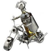 HTI-Living Weinflaschenhalter Motorrad