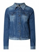 ARMANI EXCHANGE  Jeansjacke mit Stretch-Anteil - Jeans