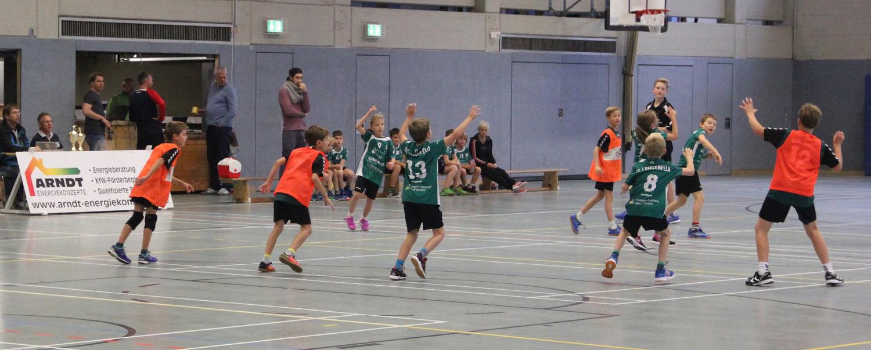 SG Langenfeld: 4. Arndt-Cup