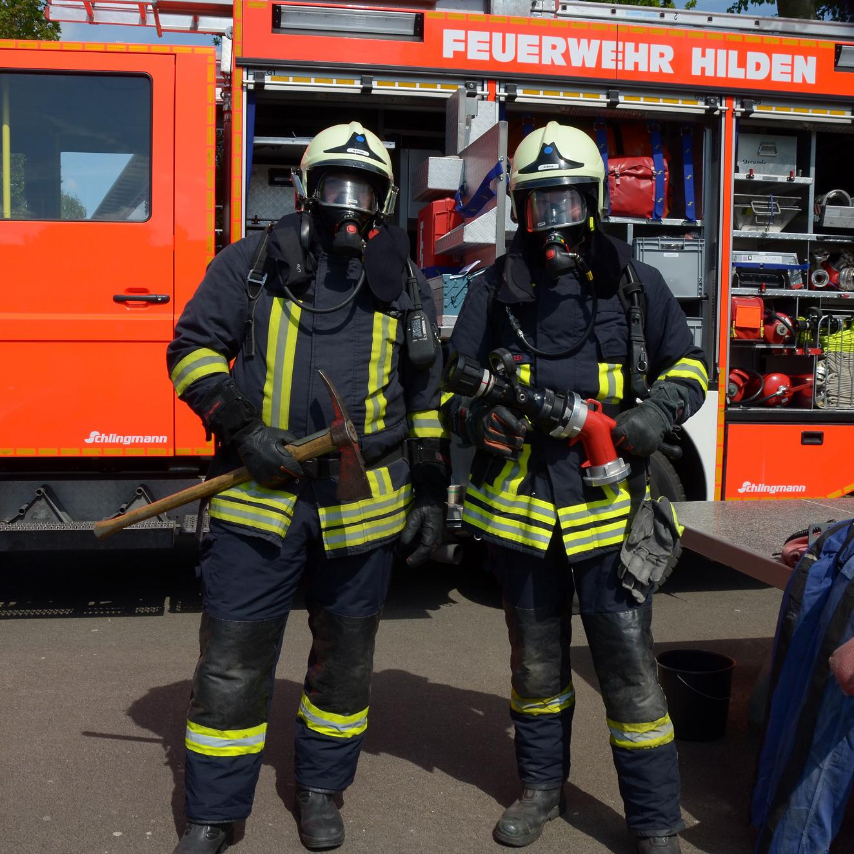 Ausbildungsbörse Hilden Feuerwehr