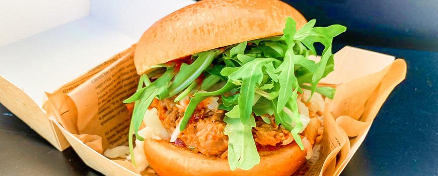 Catering Service Formbar in Hilden: Foodtruck bietet Lunchpakete, Burger und mehr