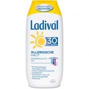 Ladival® SONNENSCHUTZ GEL ALLERGISCHE HAUT 30