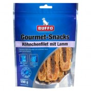 BUFFO Gourmet-Snacks Hähnchenfilet mit Lamm