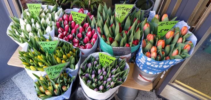 Lieferservice für Blumen - Freude schenken