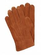 Gant  Handschuhe aus Ziegenvelours - Cognac