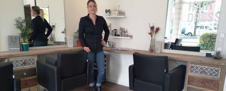 Hair Dress – der neue Friseursalon in Hilden