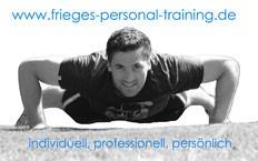 Naturheilpraxis Frieges und Personal Training