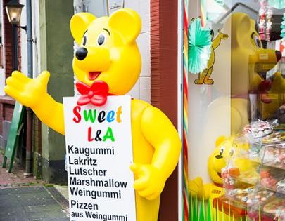 Sweet L&A Hilden Süßigkeiten Haribo Lakritz