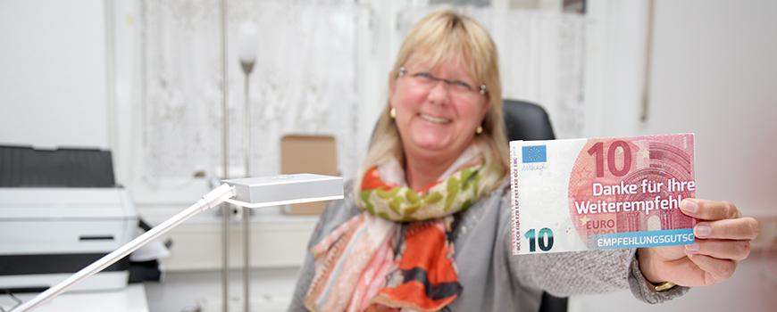 Aktuelle Lohnsteuerhilfe e.V.: Gutschein für neue Mitglieder
