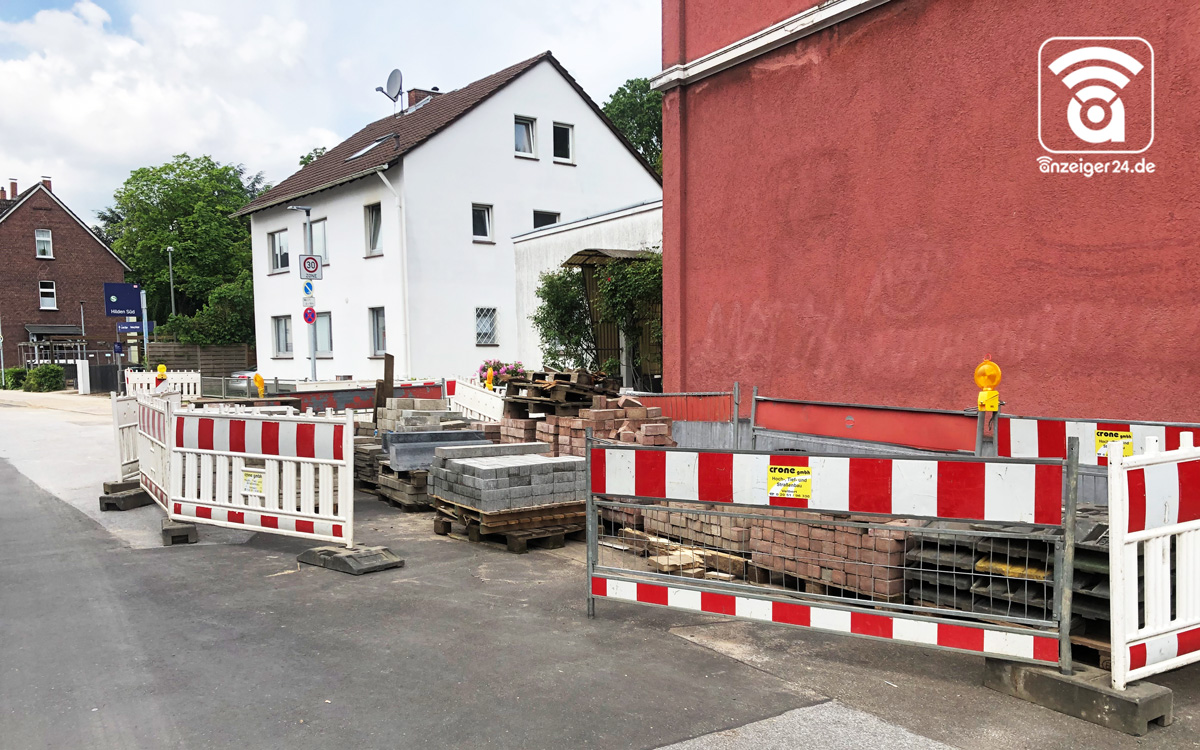 Baustelle-Talstrasse