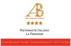 Alter Bahnhof Hilden - Ristorante Italiano La Passione
