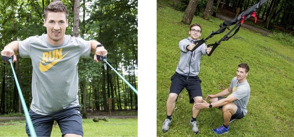 Personal Trainer Hilden Florian Frieges