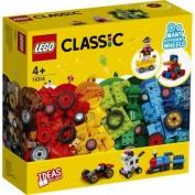 LEGO® Classic Steinebox mit Rädern (11014)