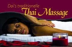 Dais traditionelle Thai Massage