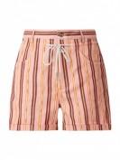 Closed Lexi Shorts -  Shorts mit Streifenmuster  - Pink