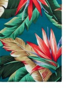 TOMMY HILFIGER Pareo -  Pareo mit floralem Muster  - Grün