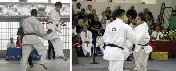 Karate lernen in Hilden: Kumit-Seminar mit Sempai Antonio Tusseau