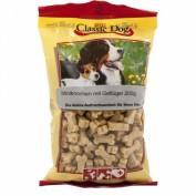 Classic Dog Snack Miniknochen mit Geflügel
