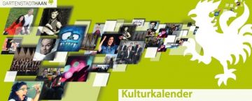 Kulturkalender 2020 für Haan und Gruiten wird gestaltet