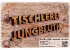 Tischlerei Willi Jungbluth & Sohn