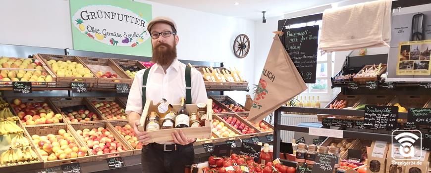 Vom Obstladen zum Feinkost-Geschäft – aber immer bodenständig