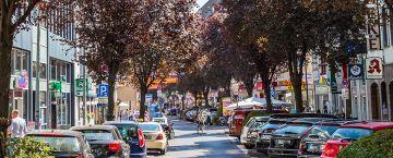 Einkaufen in Köln: Deutzer Freiheit
